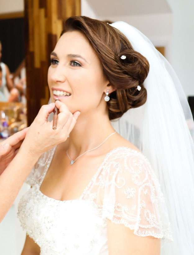 Elizabeth Joseph-Love Bridal Makeup